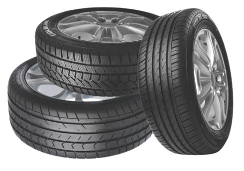 3 Goldline budget quality tyres