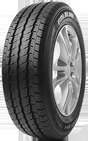 Goldline glv-1 budget summer tyres light trucks